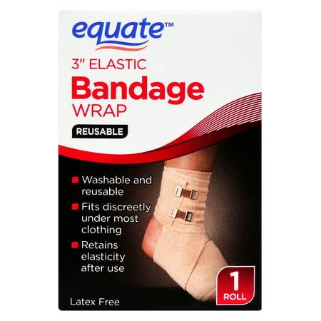Equate Reusable 3 Elastic Bandage Wrap Brickseek