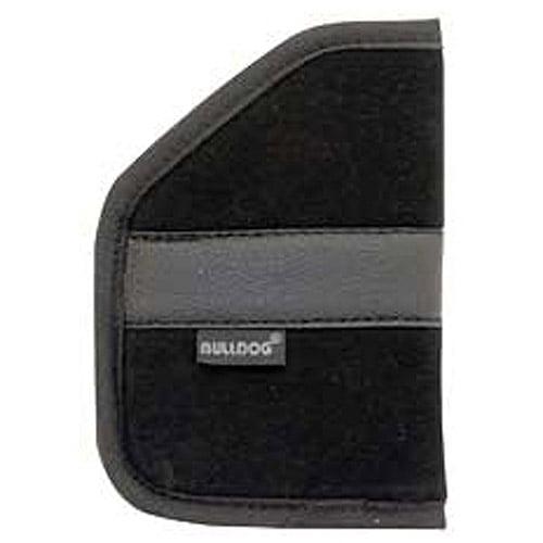 Bulldog Cases Inside Pocket Holster, Small, Right Hand, Black