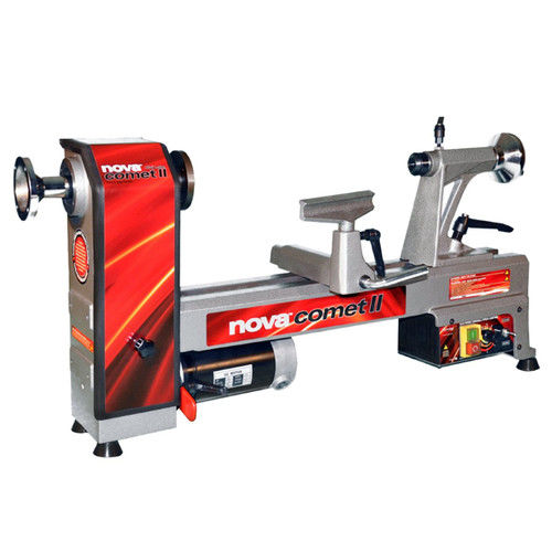 NOVA 46300 Comet II Bench Lathe by Nova Lathes