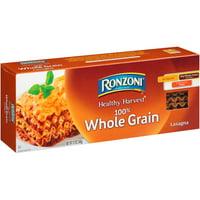 Ronzini® Healthy Harvest® 100% Whole Grain Lasagna 12 oz. Box