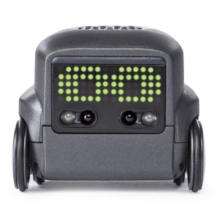 Boxer Interactive A.I. Robot Toy (Black) with Personality and Emotions, for Ages 6 and Up (Robots For 4 Year Olds)