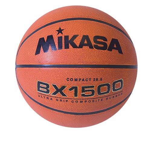Outdoor Basketball by Mikasa Sports, Size 6 - Ultra Grip Varsity Series