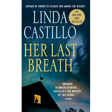 Her Last Breath : A Kate Burkholder Novel - Kato Mask