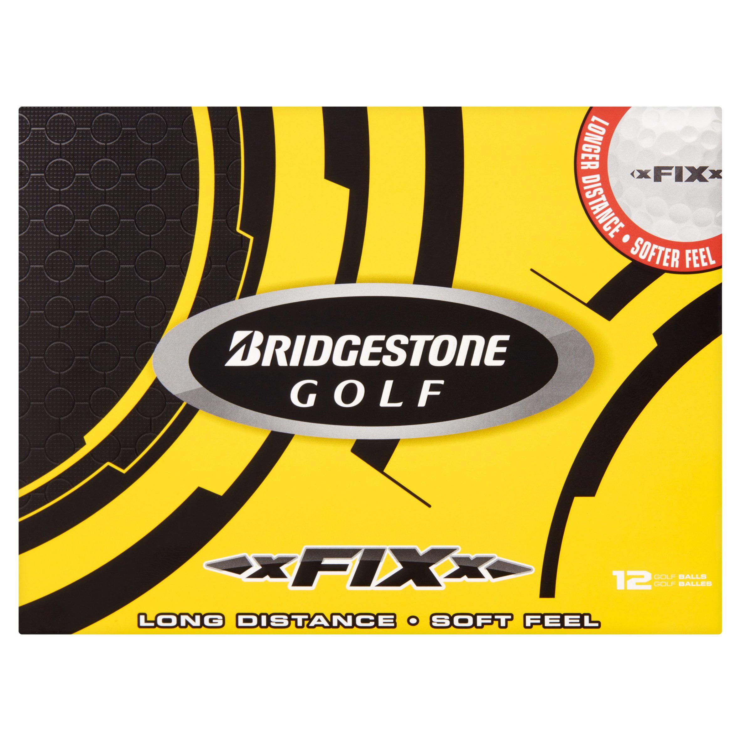 Bridgestone Fix 12 Golf Balls by Bridgestone Golf, Inc.