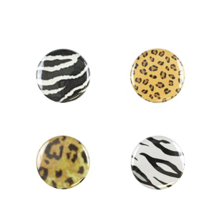 Il Bere Wine and Drink Charms Fun Collection, Cheetah Animal Print](Fun Halloween Food And Drinks)