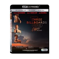 Three Billboards Outside Ebbing Missouri (4K Ultra HD + Blu-ray + Digital)