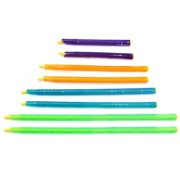 Jeobest Plastic Bag Clip Sticks - Stay Fresh Bag Clip Sealer Sticks - Bag Sealer Sticks - 8PCS Reusable Bag Sealing Chip Clips Sticks 4 Sizes Length Airtight Bag Sealers Sticks for Food Storage MZ