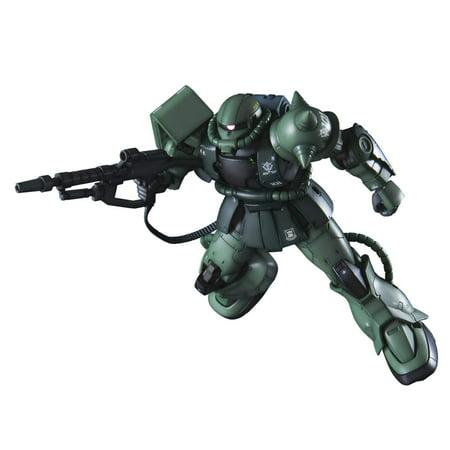 Bandai Hobby Gundam The Origin HGUC Zaku II Type C-6 / R6 HG 1/144 Model