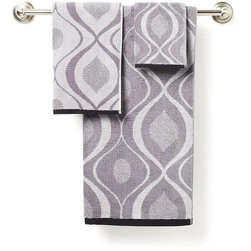 Hometrends Lexxi 3 Piece Towel Set