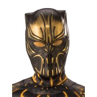 Marvel Black Panther Movie Erik Killmonger Child 1/2 Mask