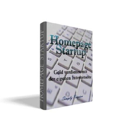 Homepage Startup - eBook (Homepage Description)