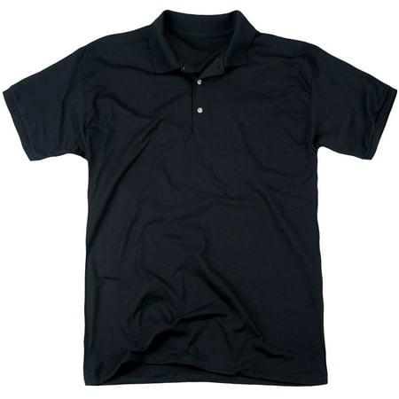The Vamps Wake Up  Back Print  Mens Polo Shirt