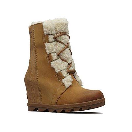 Sorel Women's Joan Of Arctic Wedge Ii Lux Boots