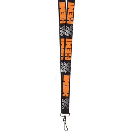 Chrysler Automobile Company Orange 426 Hemi Lanyard