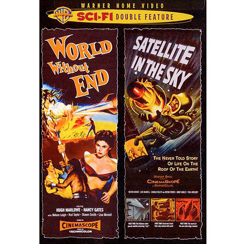 Sci-fi Double Feature: World Without End / Satellite In The Sky (Widescreen)