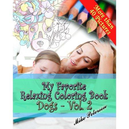 My Favorite Relaxing Coloring Book