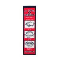 Winning Streak - MLB Evolution Banner, St. Louis Cardinals