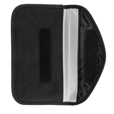 Mobile Phone RF Signal Blocker/Jammer Anti-Radiation Shield Case Bag Pouches Black