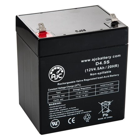 Belkin F6C110 12V 4.5Ah UPS Battery - This is an AJC Brand Replacement - image 5 de 5
