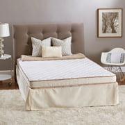 "6"" Sleep Luxury Reversible Mattress"