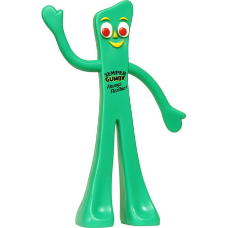 DC Comics Gumby Semper Bendable Figure