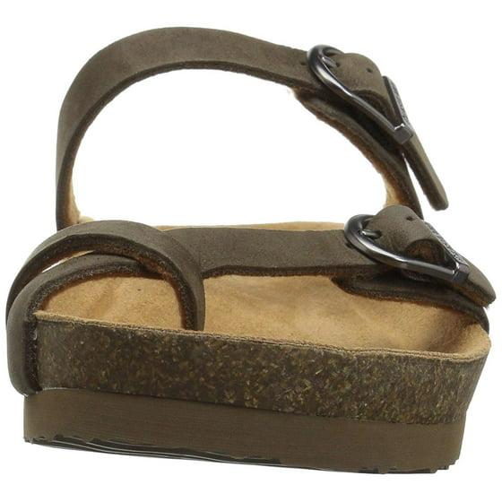 Eastland Women S Tiogo Sandal Olive Size 10 0