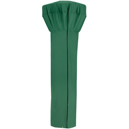 (Classic Accessories Atrium Stand-Up Heater Patio Storage Cover, Green)