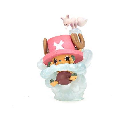 One Piece Chopper's Adventure Vol. 1 Chopper in Skypiea PVC Figure - One Piece Chopper Premium Figure Halloween