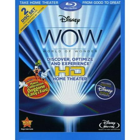 Disney WOW: World Of Wonder (Blu-ray)