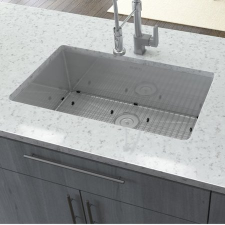 Ruvati Gravena 23 L X 10 W Undermount Kitchen Sink