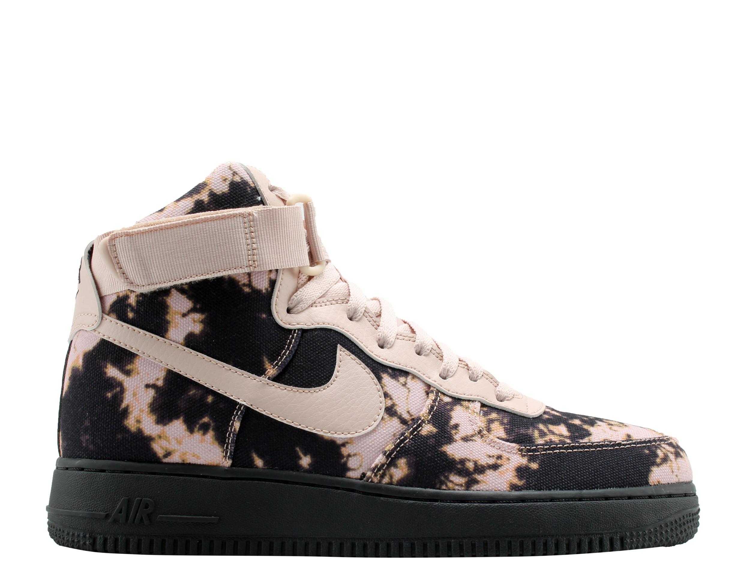 Nike Air Force 1 High Print Black/Beige