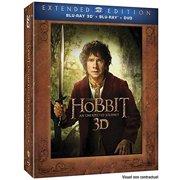 The Hobbit: An Unexpected Journey - 7-Disc Box Set (3D & 2D) (+ Digital Copy) (Blu-Ray & DVD Combo) (+ UV Copy) [ Blu-Ray, Reg.A/B/C Import - France ]