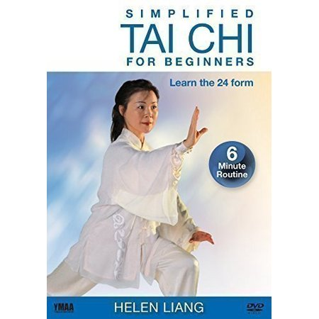 Simplified Tai Chi for Beginners - 24 Form (DVD) (Tai Chi Leather)