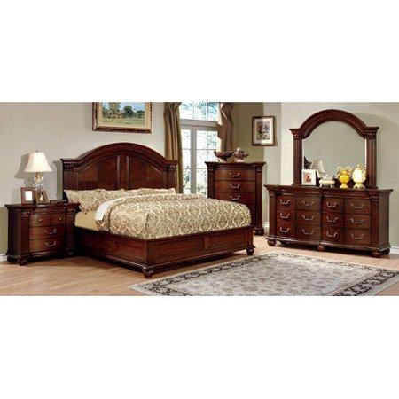 Hokku Designs Crispin Platform Customizable Bedroom Set  381 Product Photo