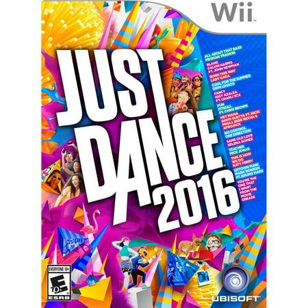 Just Dance 2016  Nintendo Wii