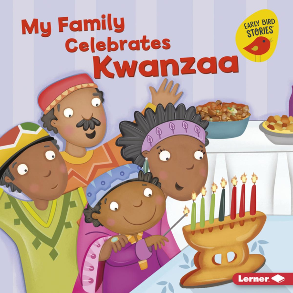 My Family Celebrates Kwanzaa - eBook