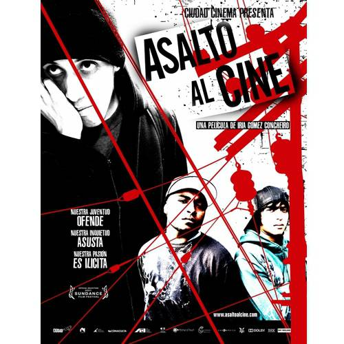 Asalto Al Cine (The Cinema Holdup) (Spanish) (Widescreen) by Hannover House