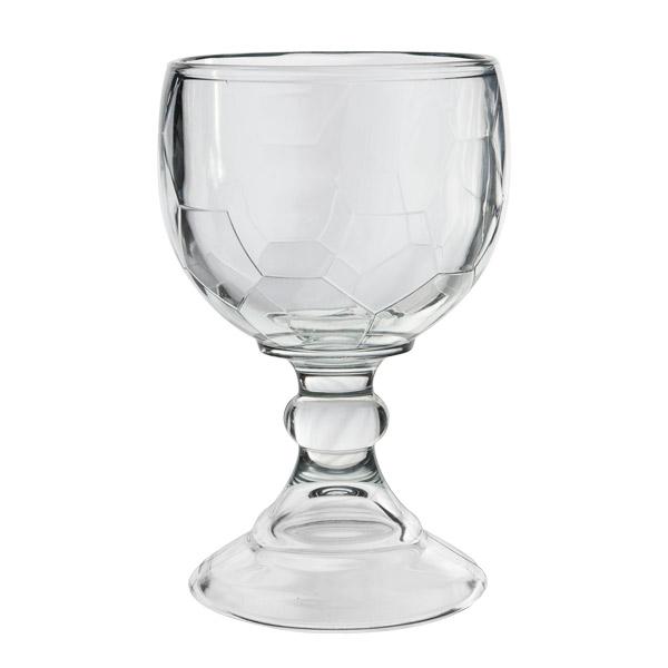 Libbey Soccer Ball Schooner Beer Glass - 21 oz