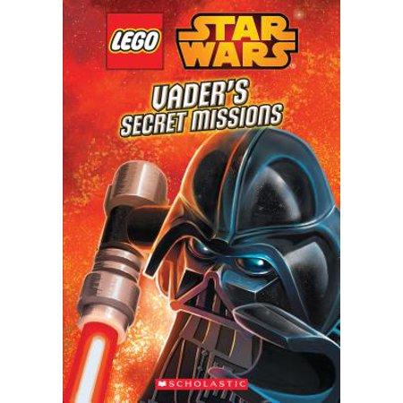 Vader's Secret Missions (Lego Star Wars: Chapter Book