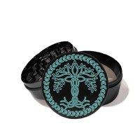Celtic Tree of Life - UV Printed Grinder