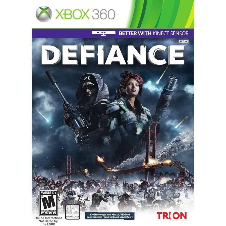 Defiance (Bilingual) (Xbox 360)