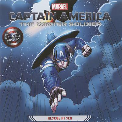 Captain America: The Winter Soldier: Rescue at