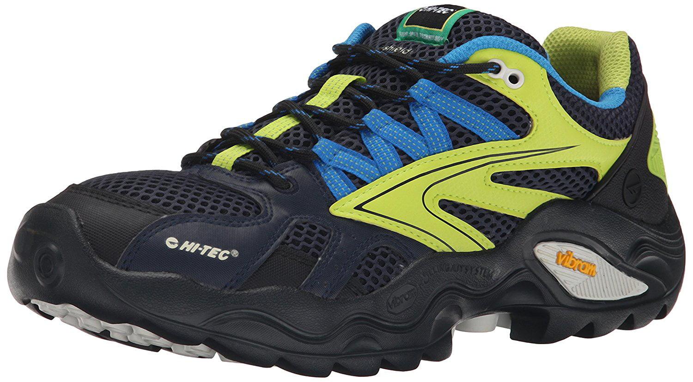 Hi-Tec Men's V Lite Flash Force Low I WP Trail Shoe by Hi-Tec