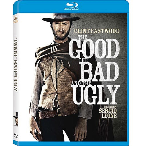 The Good, The Bad And The Ugly (Blu-ray) (Widescreen)