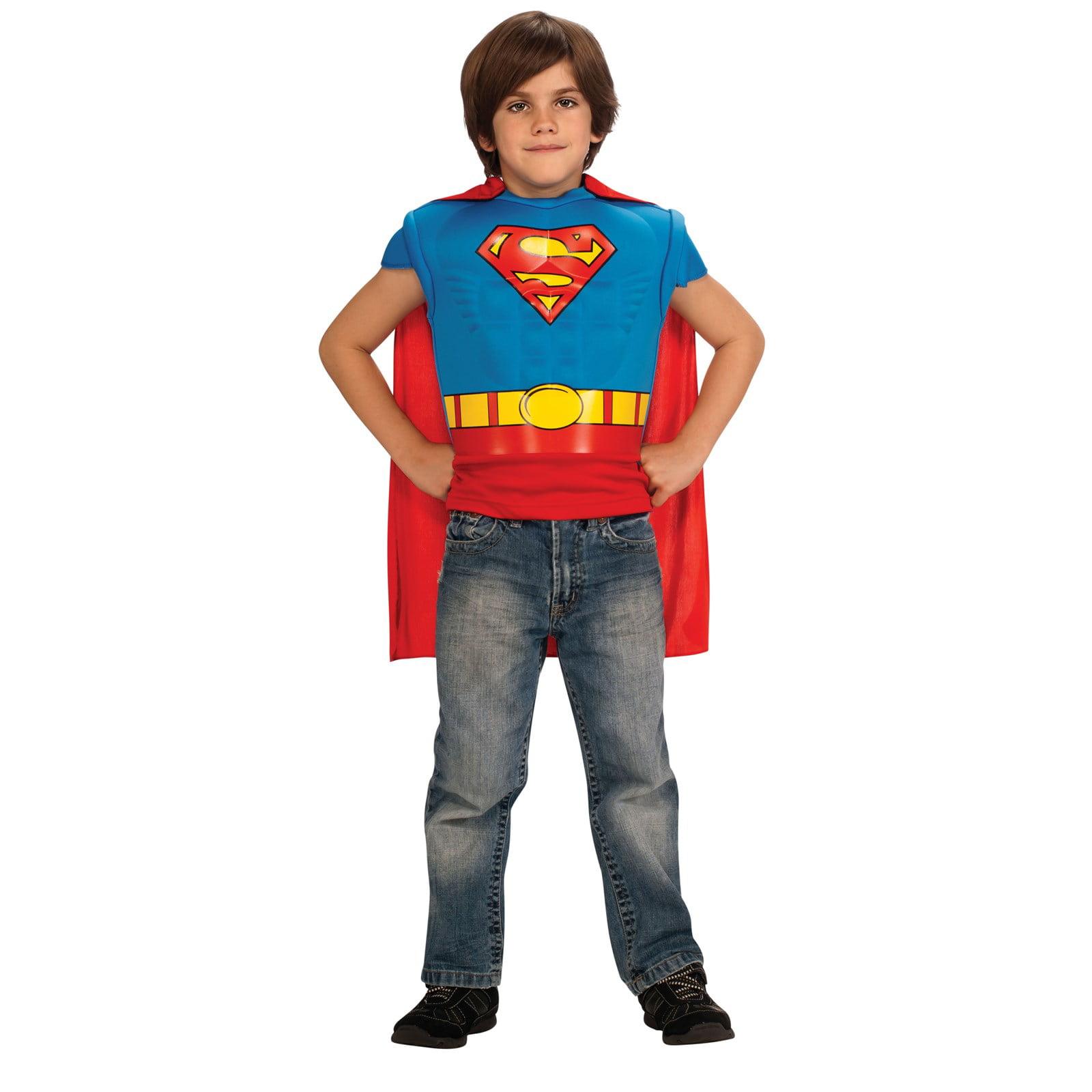 Boys Justice League Superman Cape