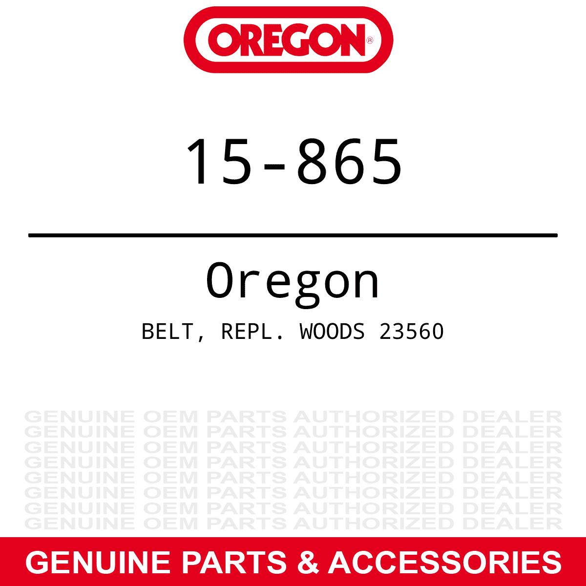 Genuine Oregon 151-7/8
