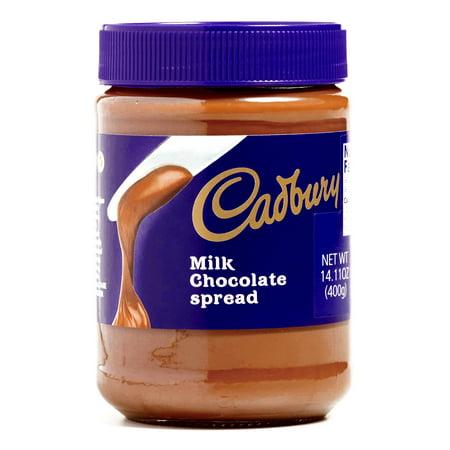 Retro Chocolate - Cadbury Milk Chocolate Spread 14.1 oz each (2 Items Per Order)