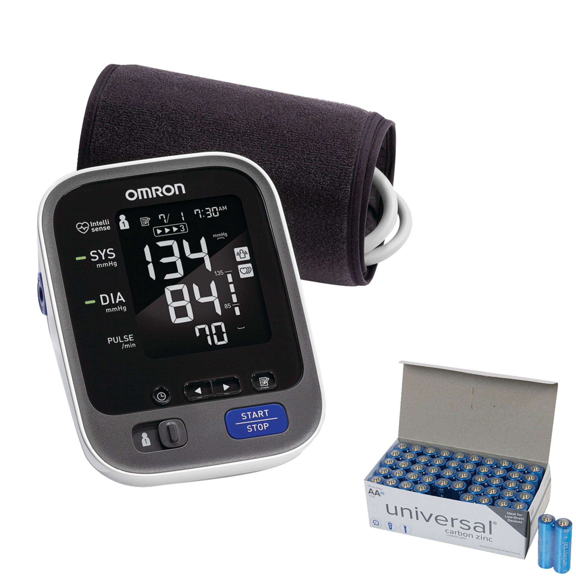 Omron BP785N 10 Series Advanced-Accuracy Upper Arm Blood Pressure Monitor & UPG...