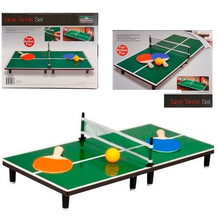 tabletop mini ping pong game. Black Bedroom Furniture Sets. Home Design Ideas