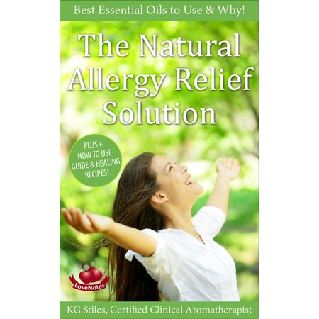 The Natural Allergy Relief Solution - Best Essential Oils to Use & Why! -